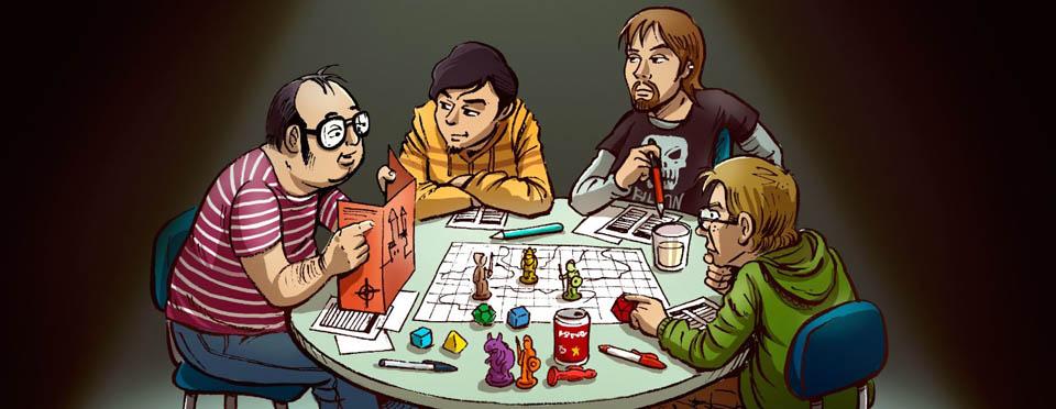 Guia Para Novatos En Los Juegos De Rol